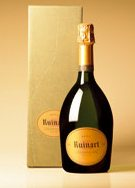 ruinart wine set